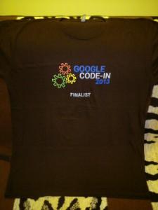 GCI2013 - koszulka